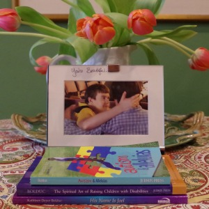 autism and allelujahs and spiritual art of raising children with disabilities books