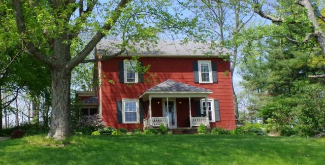 farmhouse cloudland retreat center