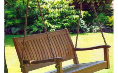 Rest and Refreshment on a Swing